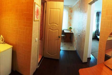 Сдается 1-комнатная квартира посуточно в Уфе, гагарина 13.