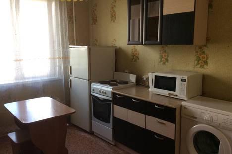 Сдается 1-комнатная квартира посуточнов Прокопьевске, Строителей проспект, 65.