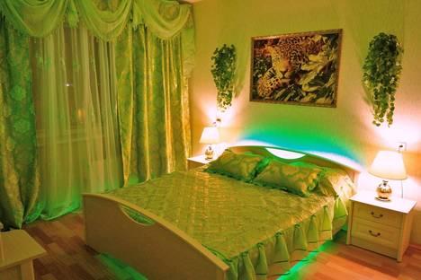 Сдается 2-комнатная квартира посуточно в Иванове, Московский микрорайон, д 21.