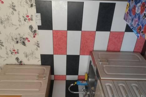 Сдается 1-комнатная квартира посуточно в Мирном, улица Тихонова, 16А.