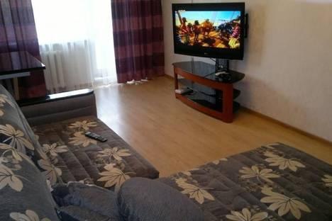 Сдается 2-комнатная квартира посуточно в Новокузнецке, Пионерский проспект, 44.
