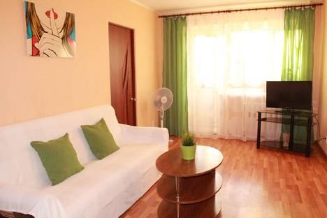 Сдается 2-комнатная квартира посуточно в Уфе, Проспект Октября 21.