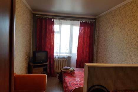 Сдается 1-комнатная квартира посуточно в Чите, серова 30.