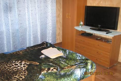 Сдается 1-комнатная квартира посуточнов Сызрани, проспект 50 лет Октября, 42.