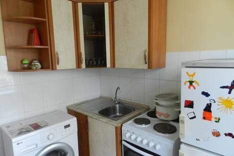 Сдается 3-комнатная квартира посуточно в Белокурихе, ул. Соболева, 7.