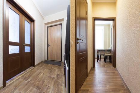 Сдается 2-комнатная квартира посуточно, площадь Ленина, 4.