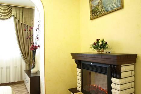 Сдается 1-комнатная квартира посуточнов Белгороде, улица Лермонтова, 19а.