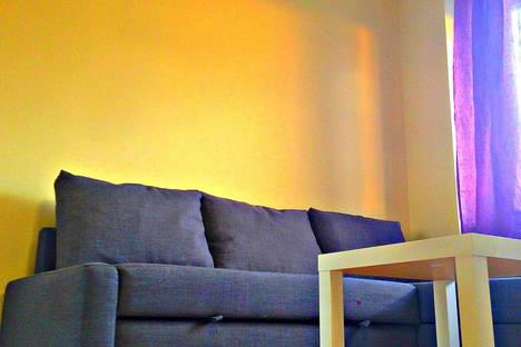 Сдается 1-комнатная квартира посуточнов Видном, Ермолинская 3.