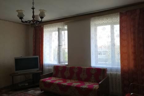 Сдается 1-комнатная квартира посуточно в Пинске, Федотова 22.