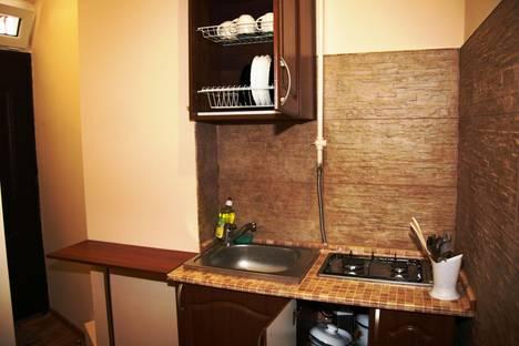 Сдается 1-комнатная квартира посуточно в Кисловодске, ул. Шаумяна, 15.
