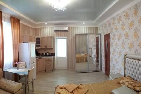 Сдается 1-комнатная квартира посуточнов Новом Свете, Шаляпина 5.