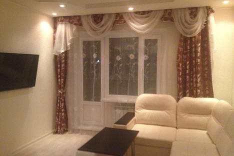 Сдается 1-комнатная квартира посуточно в Усинске, ул. Парковая, 13А.