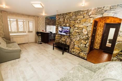 Сдается 1-комнатная квартира посуточнов Барнауле, Социалистический проспект, 105.