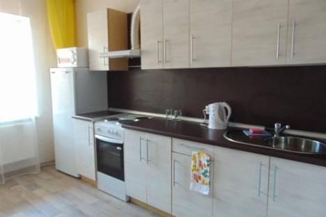 Сдается 1-комнатная квартира посуточно в Ижевске, ул. Красногеройская 109.