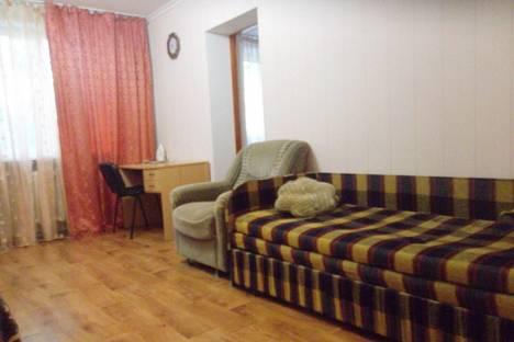 Сдается 2-комнатная квартира посуточно в Партените, Нагорная 6.