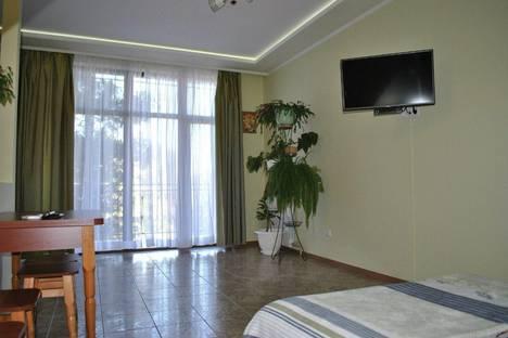 Сдается 1-комнатная квартира посуточно в Партените, ул Солнечная дом 13.