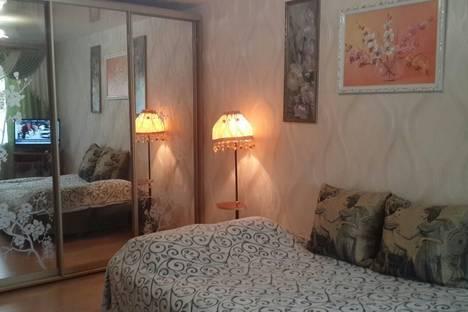 Сдается 1-комнатная квартира посуточнов Партените, ул Солнечная дом 3.