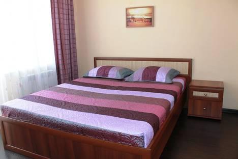 Сдается 2-комнатная квартира посуточно в Хабаровске, Войкова 8.