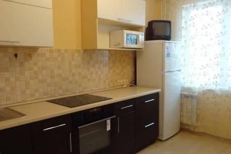 Сдается 1-комнатная квартира посуточно в Кирове, ул.Преображенская 82 корп.1.