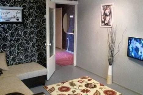 Сдается 2-комнатная квартира посуточнов Томске, Фрунзе, 100.