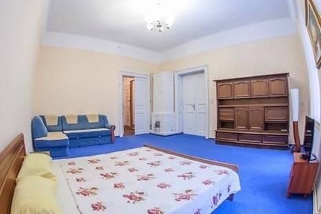 Сдается 3-комнатная квартира посуточно в Львове, Техническая 6.