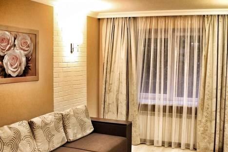Сдается 2-комнатная квартира посуточно в Львове, Кубійовича 3.