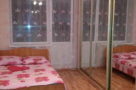 Сдается 1-комнатная квартира посуточнов Ижевске, ул. Архитектора П.П.Берша, 32.