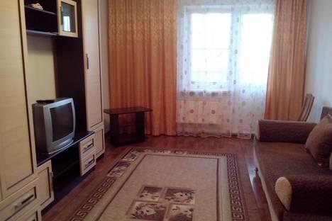 Сдается 2-комнатная квартира посуточнов Крымске, Анапское шоссе, 41И.