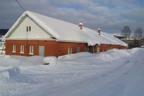 Сдается 1-комнатная квартира посуточнов Губахе, п. Усьва, ул. Советская, д.57.
