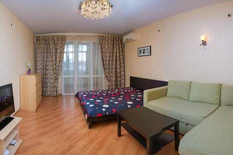 Сдается 1-комнатная квартира посуточнов Казани, Чистопольская ул., 79.
