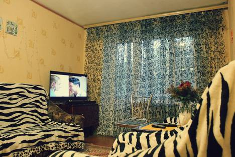 Сдается 2-комнатная квартира посуточнов Пензе, Минская, 12.