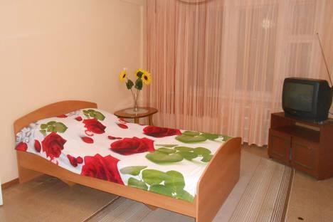 Сдается 1-комнатная квартира посуточно в Белокурихе, ул. Советская, 23.