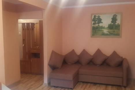 Сдается 1-комнатная квартира посуточнов Уфе, проспект Октября, 61/1.