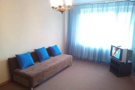 Сдается 1-комнатная квартира посуточнов Тюмени, ул. Мельникайте, , 80.