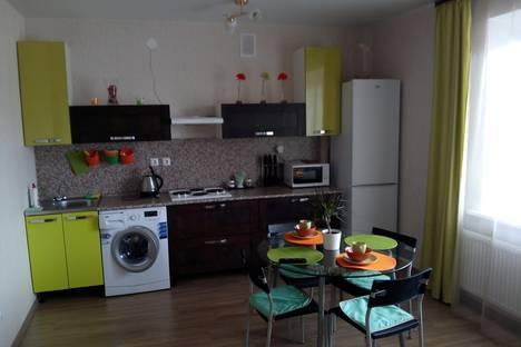 Сдается 1-комнатная квартира посуточно в Казани, ул. Рауиса Гареева, 94.