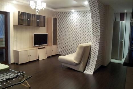 Сдается 2-комнатная квартира посуточно в Тюмени, Максима Горького, 68.