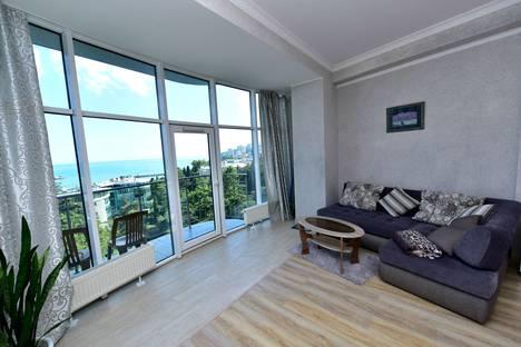 Сдается 1-комнатная квартира посуточнов Ялте, ул Карла Маркса 18 а.