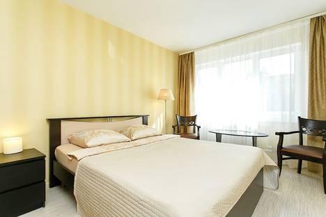 Сдается 2-комнатная квартира посуточнов Нижнем Новгороде, ул. Невзоровых, 64 корпус 2.