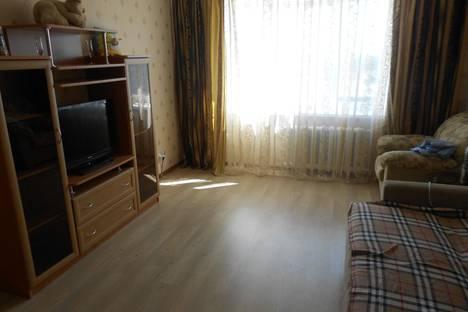 Сдается 1-комнатная квартира посуточно в Пскове, Рижский проспект, 91а.