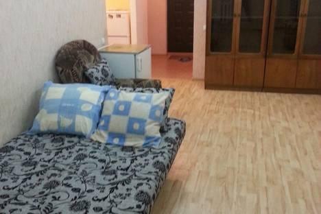 Сдается 1-комнатная квартира посуточнов Якутске, халтурина,7/2.
