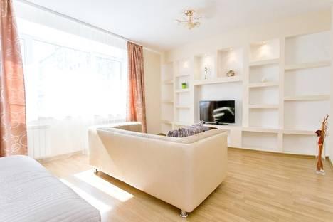 Сдается 1-комнатная квартира посуточно в Нижнем Новгороде, ул. Невзоровых, 66а.