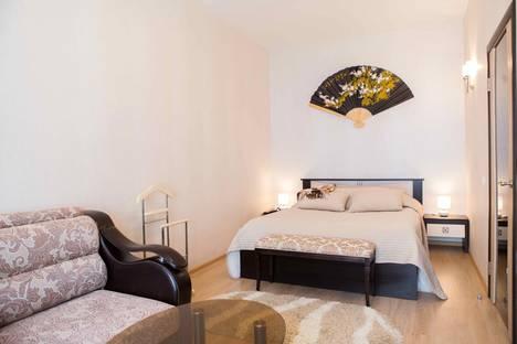 Сдается 1-комнатная квартира посуточнов Нижнем Новгороде, ул. Белинского, 15.