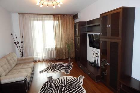 Сдается 2-комнатная квартира посуточнов Новосибирске, ул. Ядринцевская, 18.