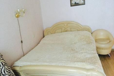 Сдается 1-комнатная квартира посуточнов Нижнем Новгороде, ул. Александра Люкина, 6.