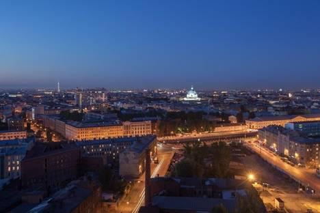 Сдается 2-комнатная квартира посуточнов Санкт-Петербурге, Шкапина 9-11.