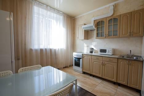 Сдается 2-комнатная квартира посуточнов Красноярске, ул. Красной Армии, 9/11.
