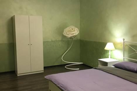 Сдается 2-комнатная квартира посуточно в Красноярске, ул. Красной Армии, 9/11.