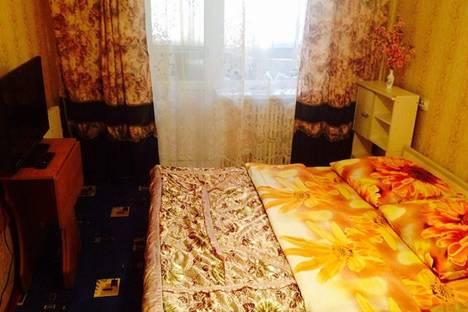 Сдается 2-комнатная квартира посуточнов Орехово-Зуеве, пр. Чеепнина, 1.
