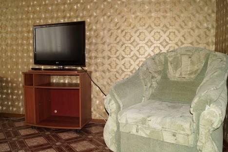Сдается 2-комнатная квартира посуточнов Томске, Московский тракт, 6/3.