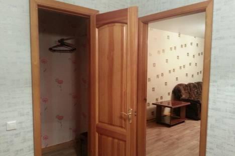Сдается 1-комнатная квартира посуточнов Кирове, Свободы 133.